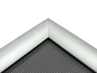 PVC rigid pentru rame click